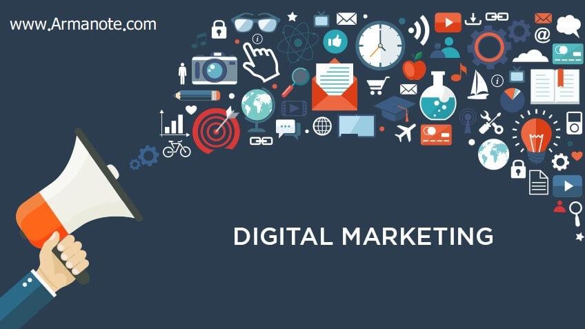 مشاور دیجیتال مارکتینگ
